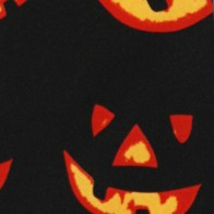 Glowing Jack-o-Lanterns Necktie